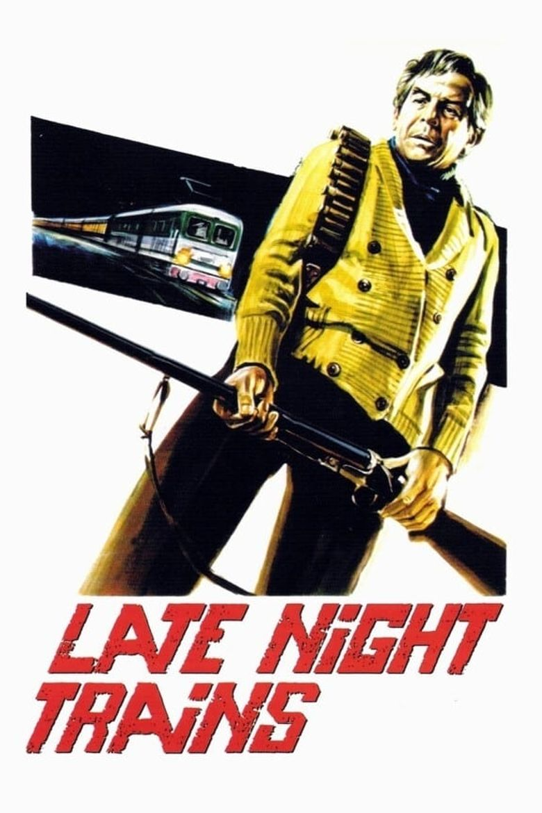 Late Night Trains Poster