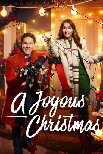 A Joyous Christmas Poster