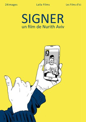 Signing Poster