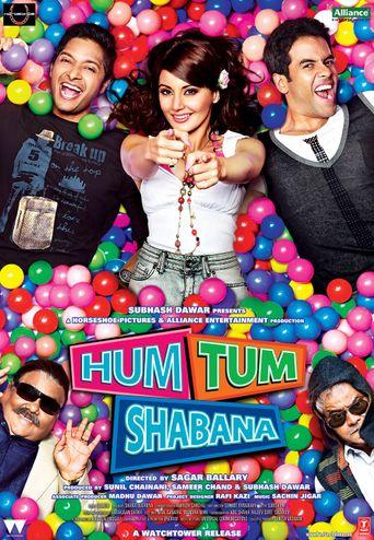 Hum Tum Shabana Poster