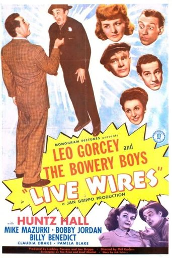 Live Wires Poster