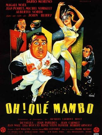 Oh! Qué mambo Poster