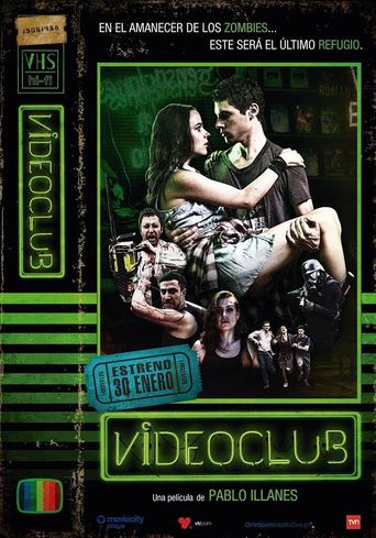 Videoclub Poster