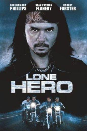 Lone Hero Poster