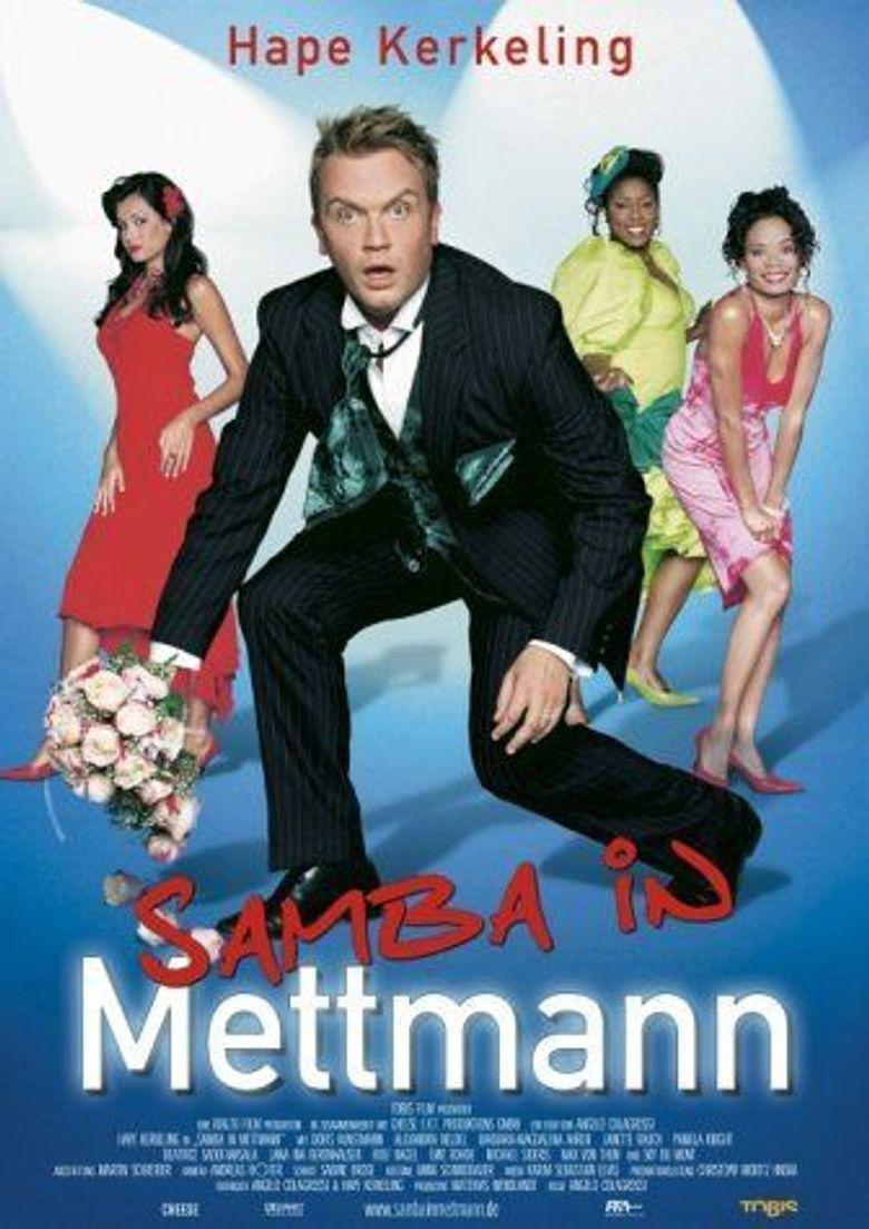 Samba in Mettmann Poster
