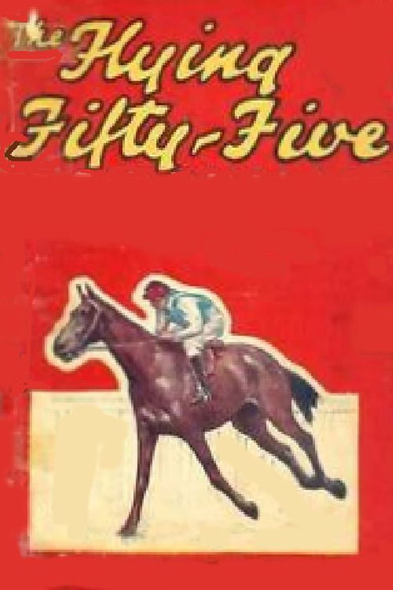 The Flying Fifty-Five Poster