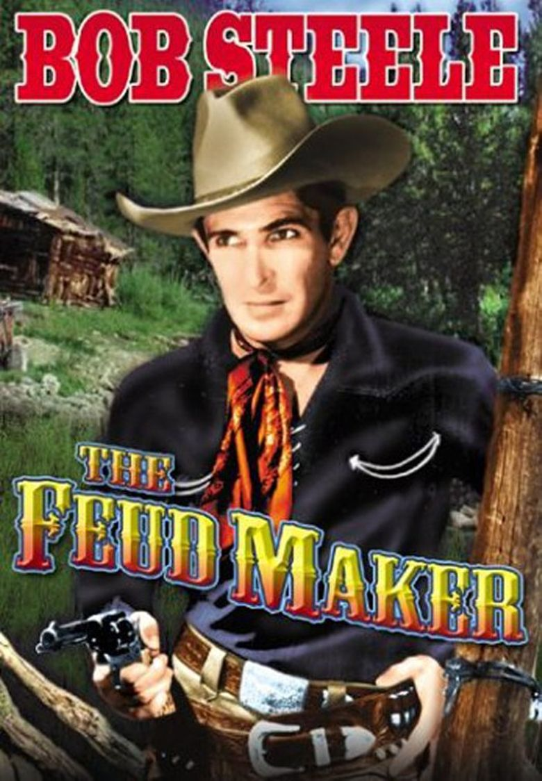 The Feud Maker Poster