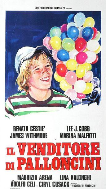 The Balloon Vendor Poster