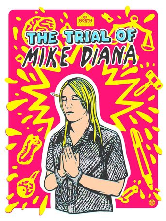 Boiled Angels: The Trial of Mike Diana Poster
