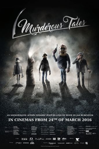 Murderous Tales Poster