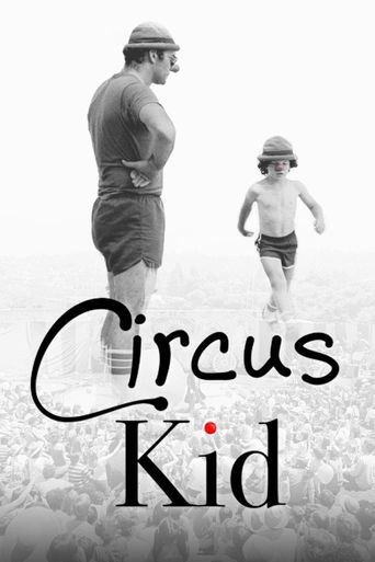 Circus Kid Poster