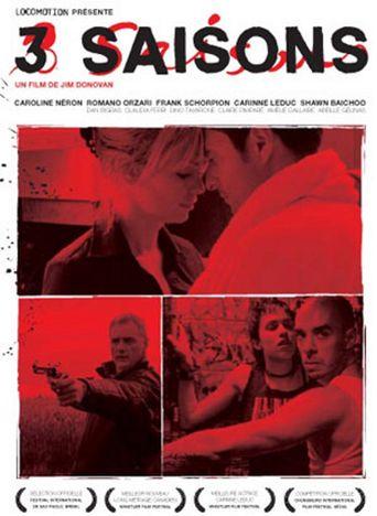 3 saisons Poster