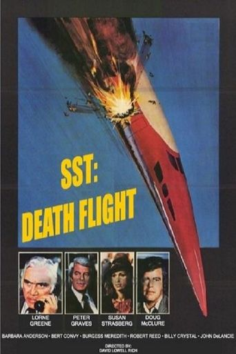 SST: Death Flight Poster