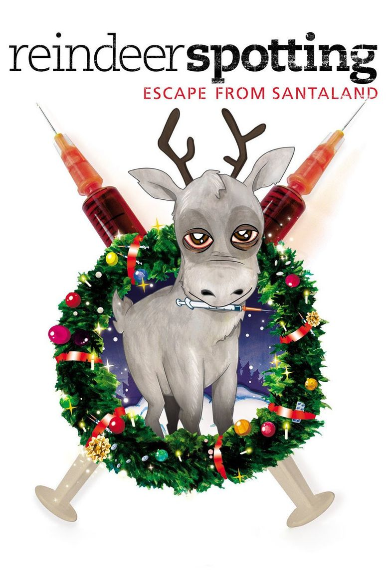 Reindeerspotting: Escape from Santaland Poster