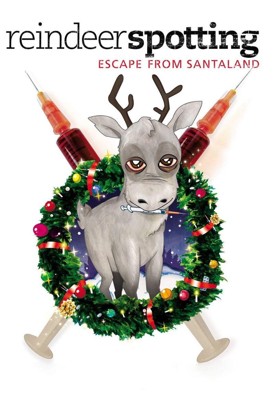 Reindeerspotting: Escape from Santaland Poster