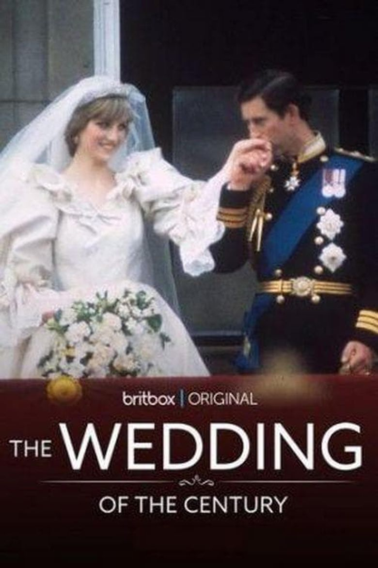 The Wedding of the Century Poster