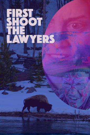 First Shoot the Lawyers Poster