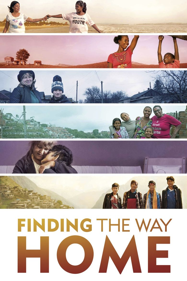 Finding the Way Home Poster