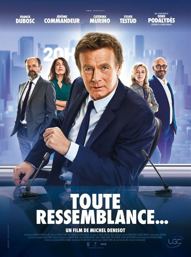 Toute Ressemblance... Poster