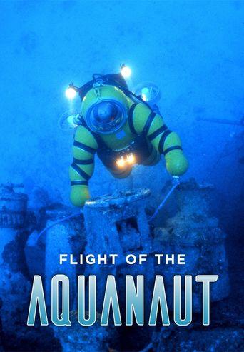 Flight of the Aquanaut Poster