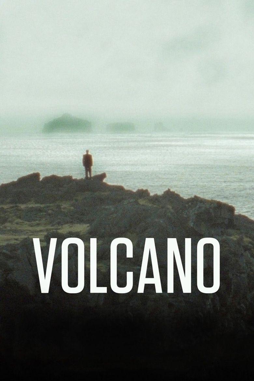 Volcano Poster