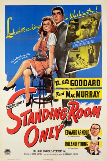 Standing Room Only Poster