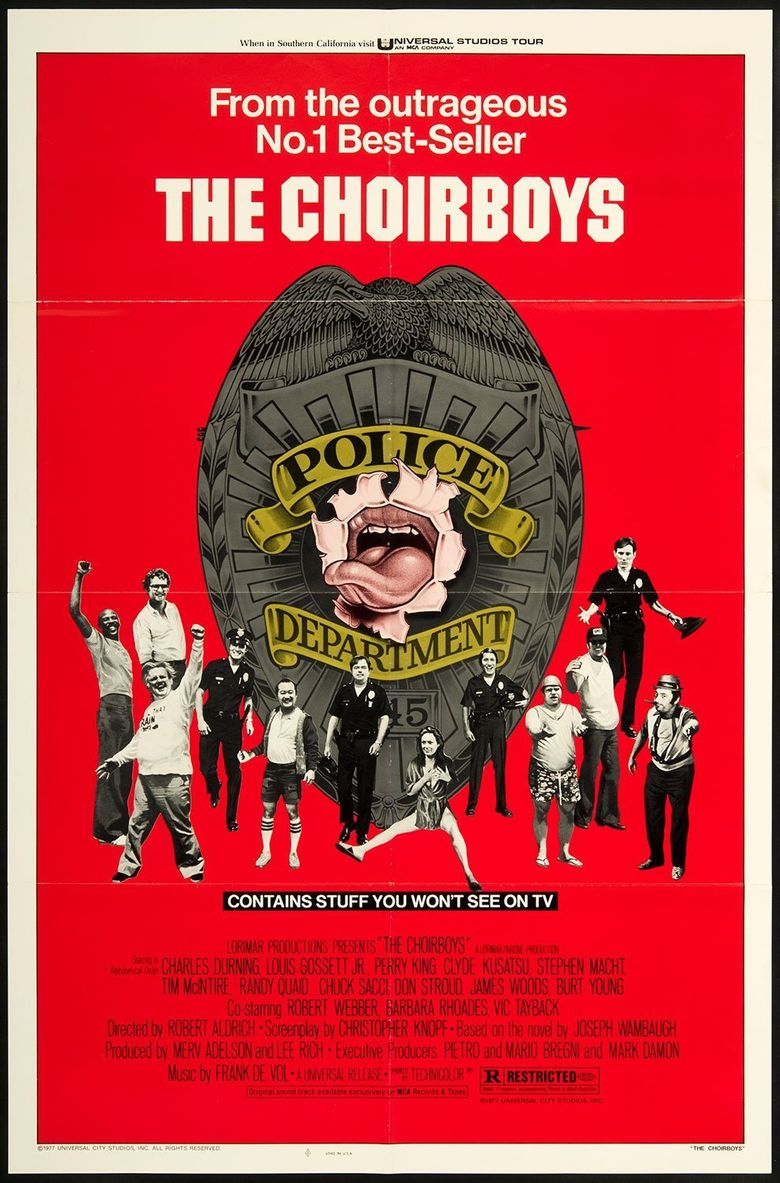 The Choirboys Poster