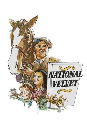 National Velvet Poster