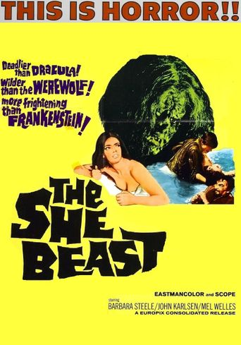 The She Beast Poster