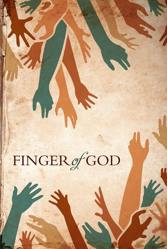Finger of God Poster