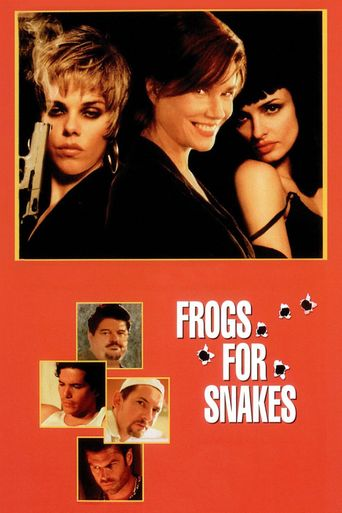 Frogs for Snakes Poster