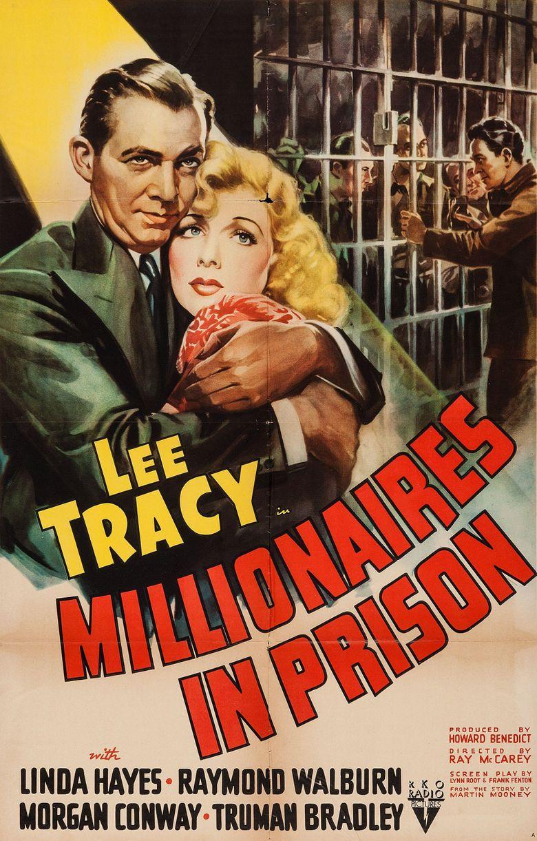 Millionaires in Prison Poster