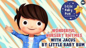 Wonderful Nursery Rhymes with Jacus - By Little Baby Bum Poster