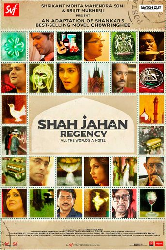 Shah Jahan Regency Poster