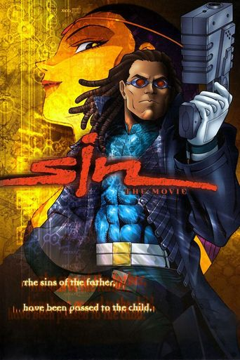 Sin: The Movie Poster