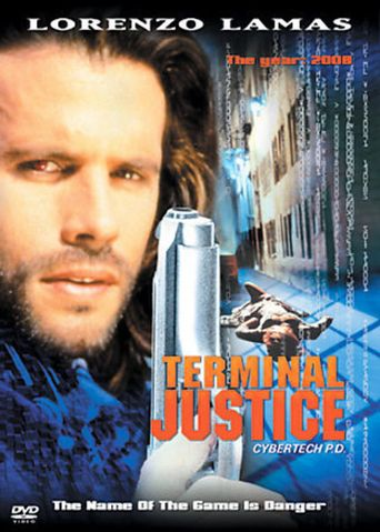 Terminal Justice Poster
