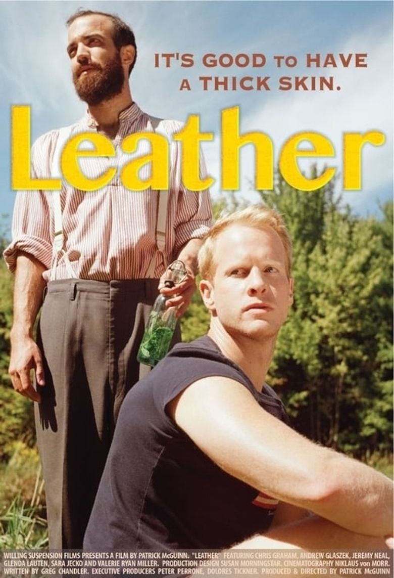 Leather Poster
