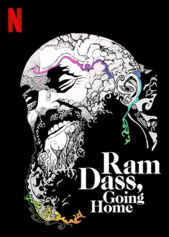 Ram Dass, Going Home Poster