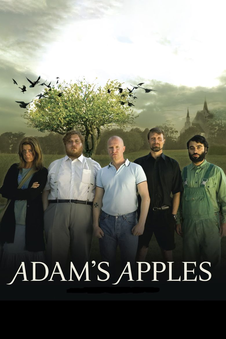 Adam's Apples Poster