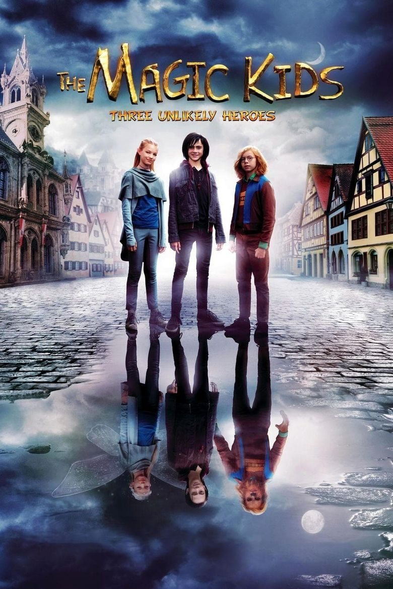The Magic Kids: Three Unlikely Heroes Poster