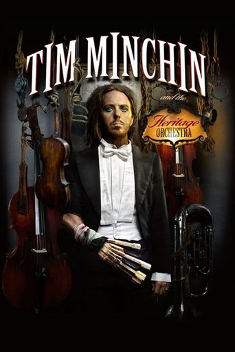 Tim Minchin and the Heritage Orchestra: Live at the Royal Albert Hall Poster