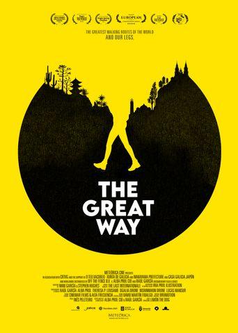El gran camino Poster