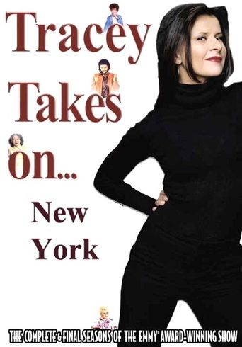 Tracey Ullman Takes on New York Poster