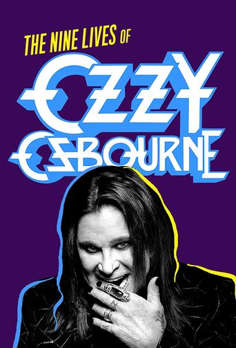 Biography: The Nine Lives of Ozzy Osbourne Poster
