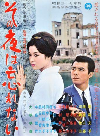 Hiroshima Heartache Poster