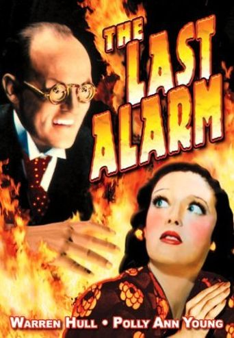 The Last Alarm Poster
