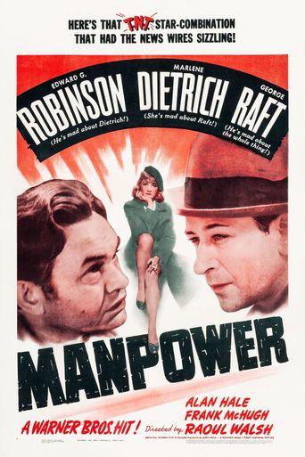 Manpower Poster