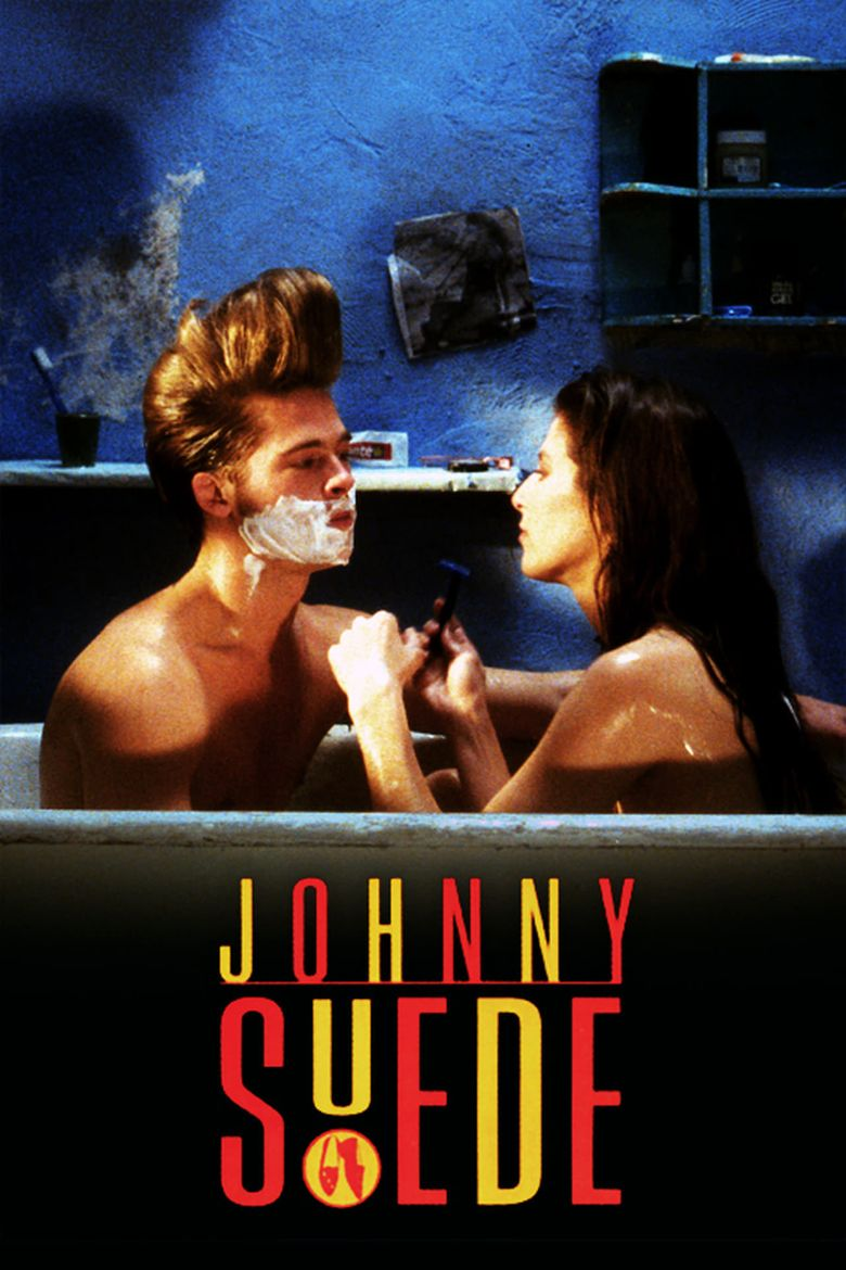 Johnny Suede Poster