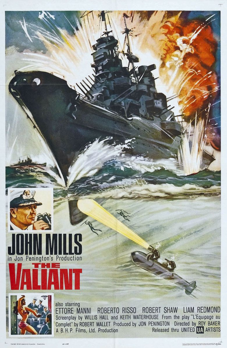 The Valiant Poster