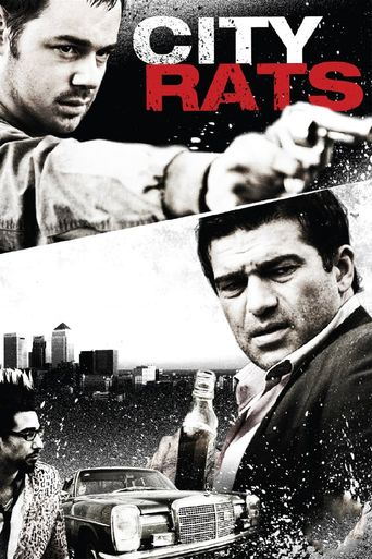 City Rats Poster